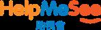 HelpMeSee logo