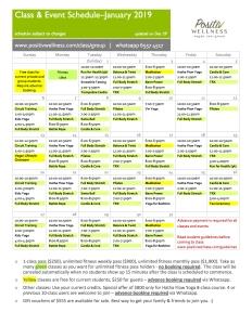 Positiv Jan19 class schedule 122918 copy